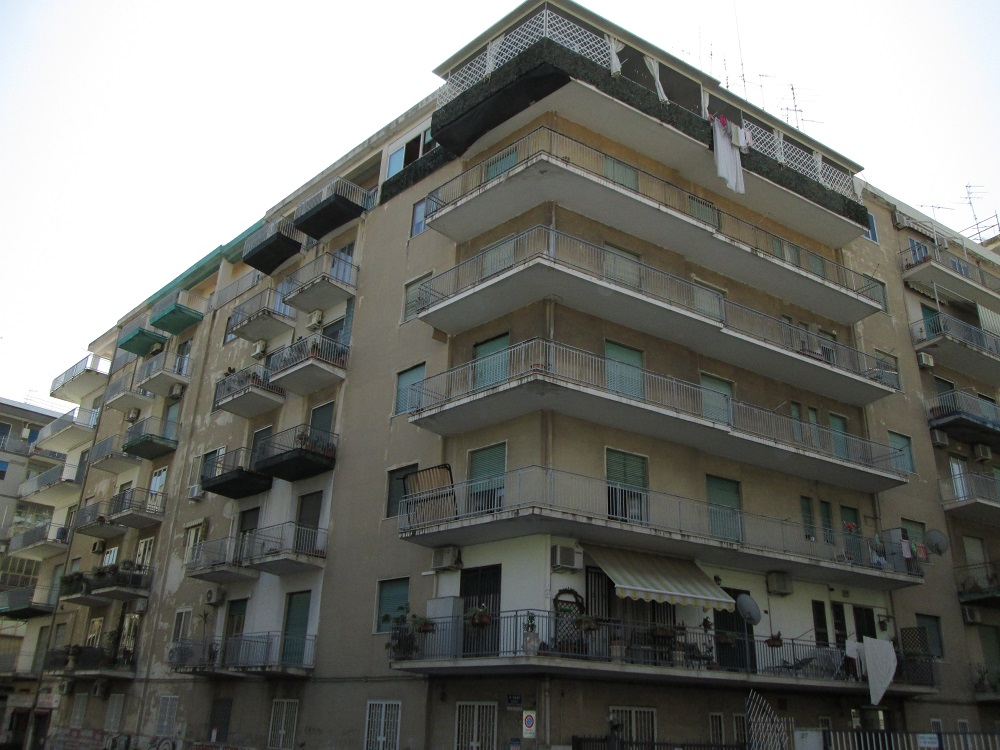 Via Impallomeni ,Catania