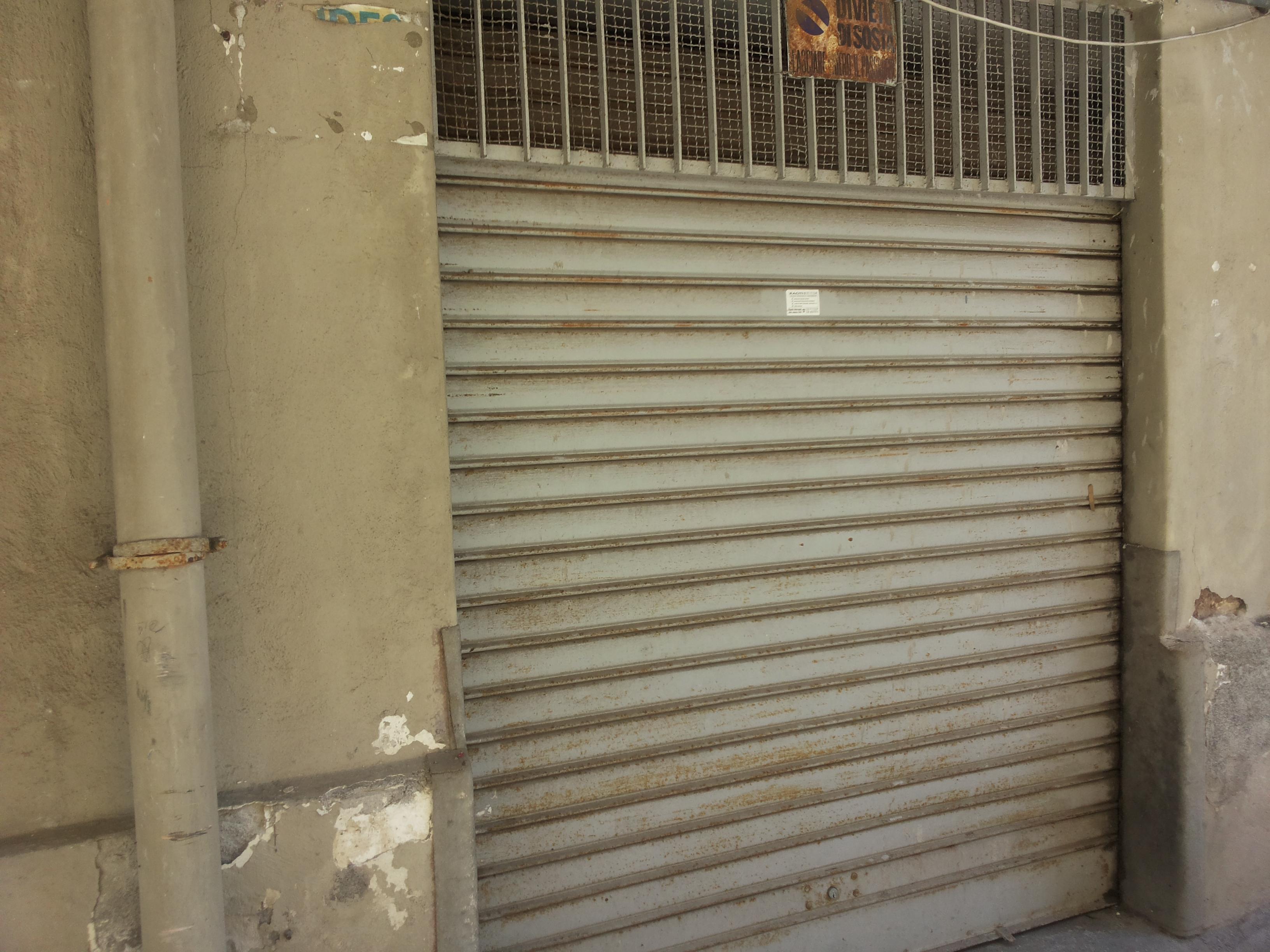 Garage / Deposito via Nicolò Giannotta  circa 24MQ
